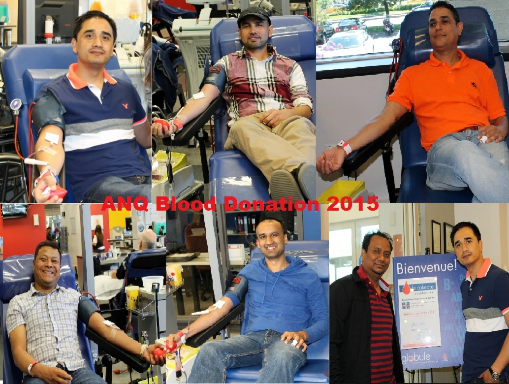 Blood Donation 2015